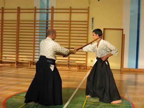 nauka kendo iaido kenjutsu warszawa
