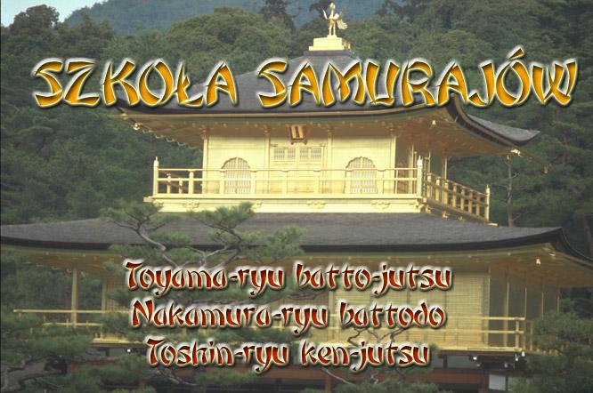 kenjutsu Toyama-ryu Nakamura-ryu Toshin-ryu Warszawa