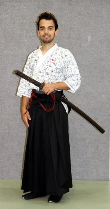katana mistrz kenjutsu warszawa
