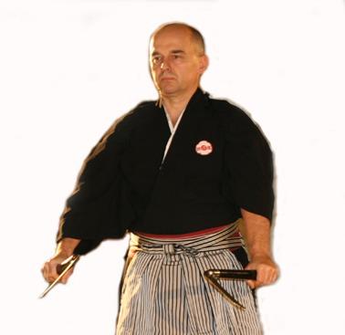 kobudo kama samuraj