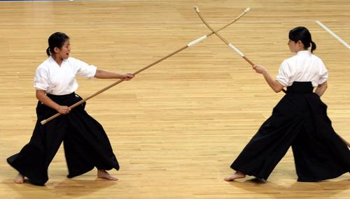 atarashi naginata nauka warszawa
