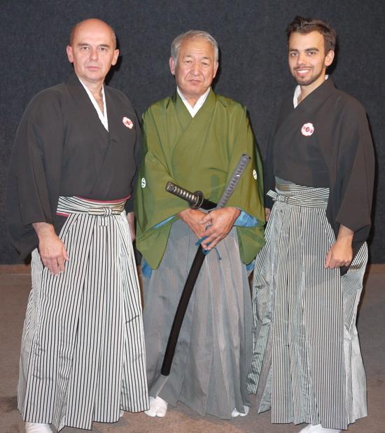 Nakagawa toyama ryu battojutsu tai kai