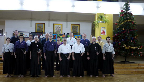 batto-jutsu ken-jutsu szermierka samurajska Ursynów
