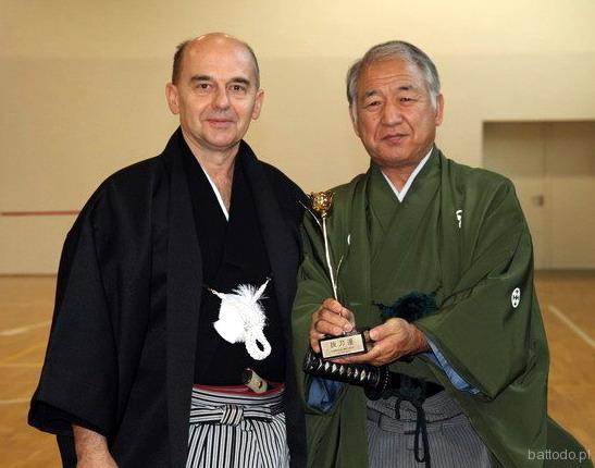 kinji nakagawa tomasz piotrkowicz batto masters