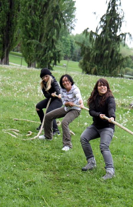 dziewczyny szkola samurajów