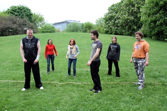 sztuki walki trening budo warszawa