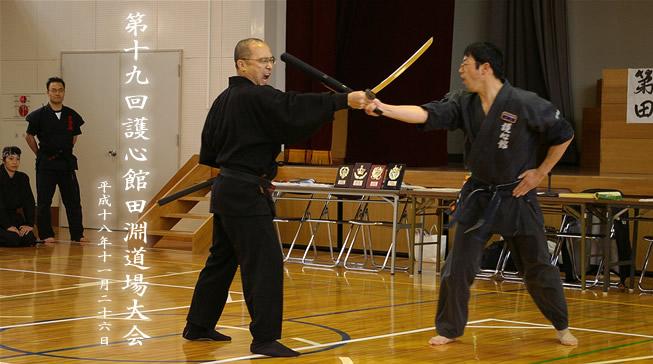 sensei tabuchi goshinkan battodo tameshigiri master