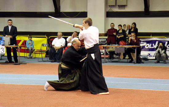 pokaz ken-jutsu battodo iaido