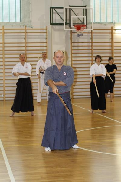 nauka kobudo warszawa, bo-jutsu, bojutsu, walka kijem