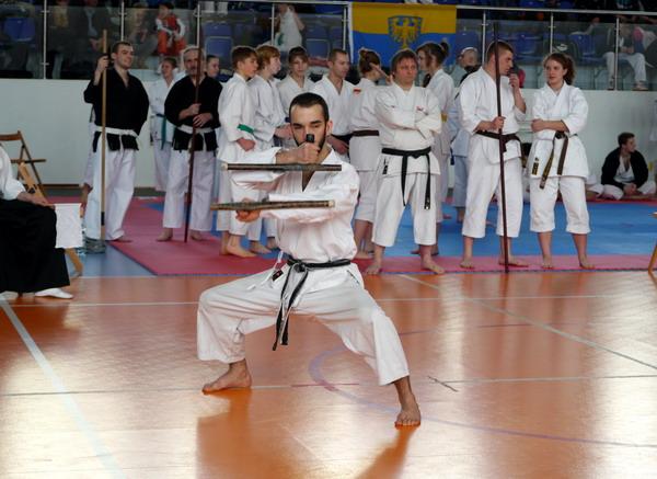 tonfa zawody mistrzostwa kobudo