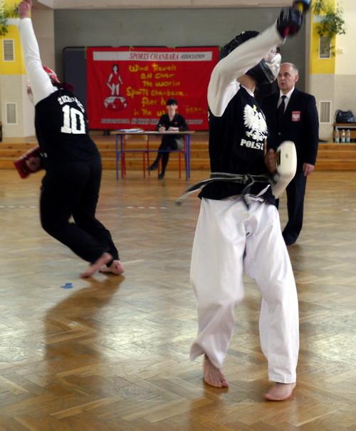 spochan szermierka samurajska warszawa