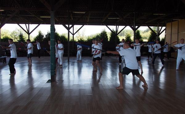 yari sojutsu walka włócznią