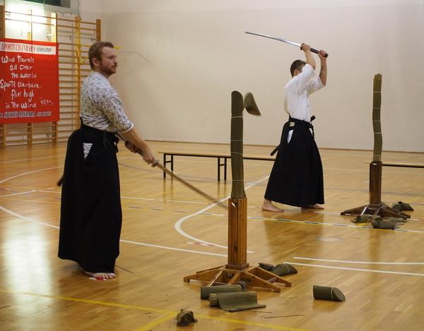turniej warszawa kenjutsu chanbara battodo
