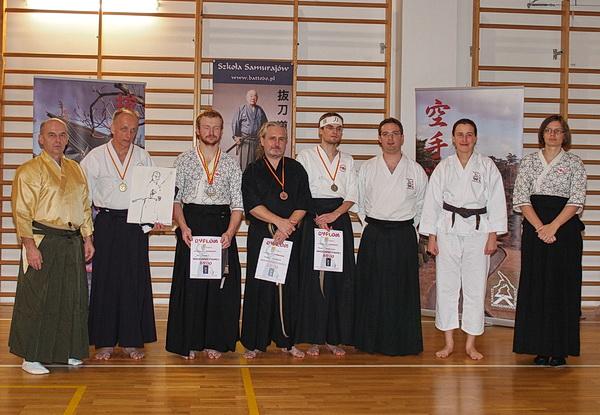 mistrzostwa szermierka samurajska sportowa
